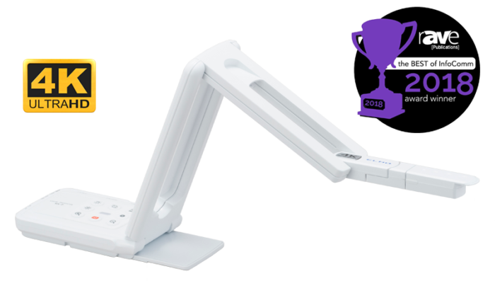 MX-P Best Document Camera at InfoComm 2018