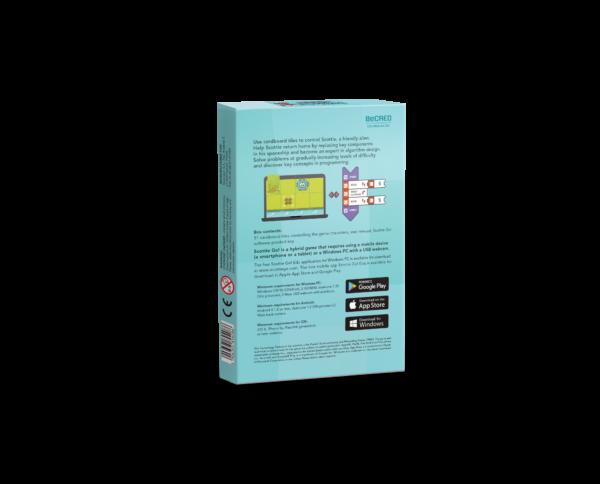 Scottie Go! Starter Kit EDU Reverse Side